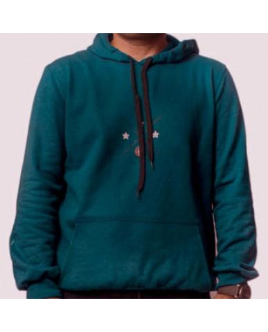 Ανδρική φούτερ μπλούζα BASiC 575