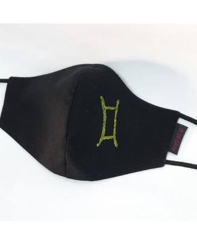 "BESTSELLER Τριγωνική υφασμάτινη μάσκα προσώπου ""Gemini"" - 040GEM"