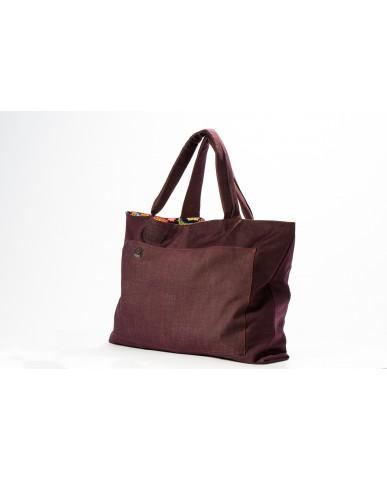 Χειροποίητη Τσάντα Θαλάσσης XL - Τ900