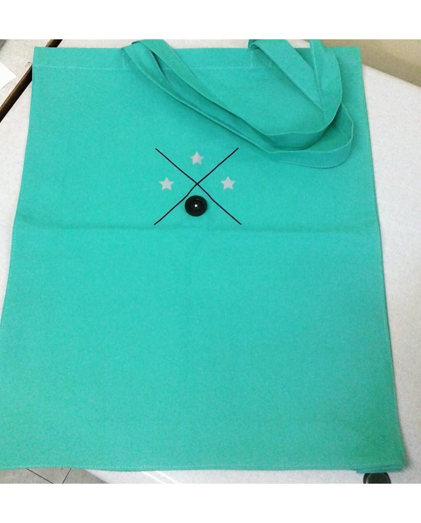 Τσάντα για ψώνια-Tote bag-X2