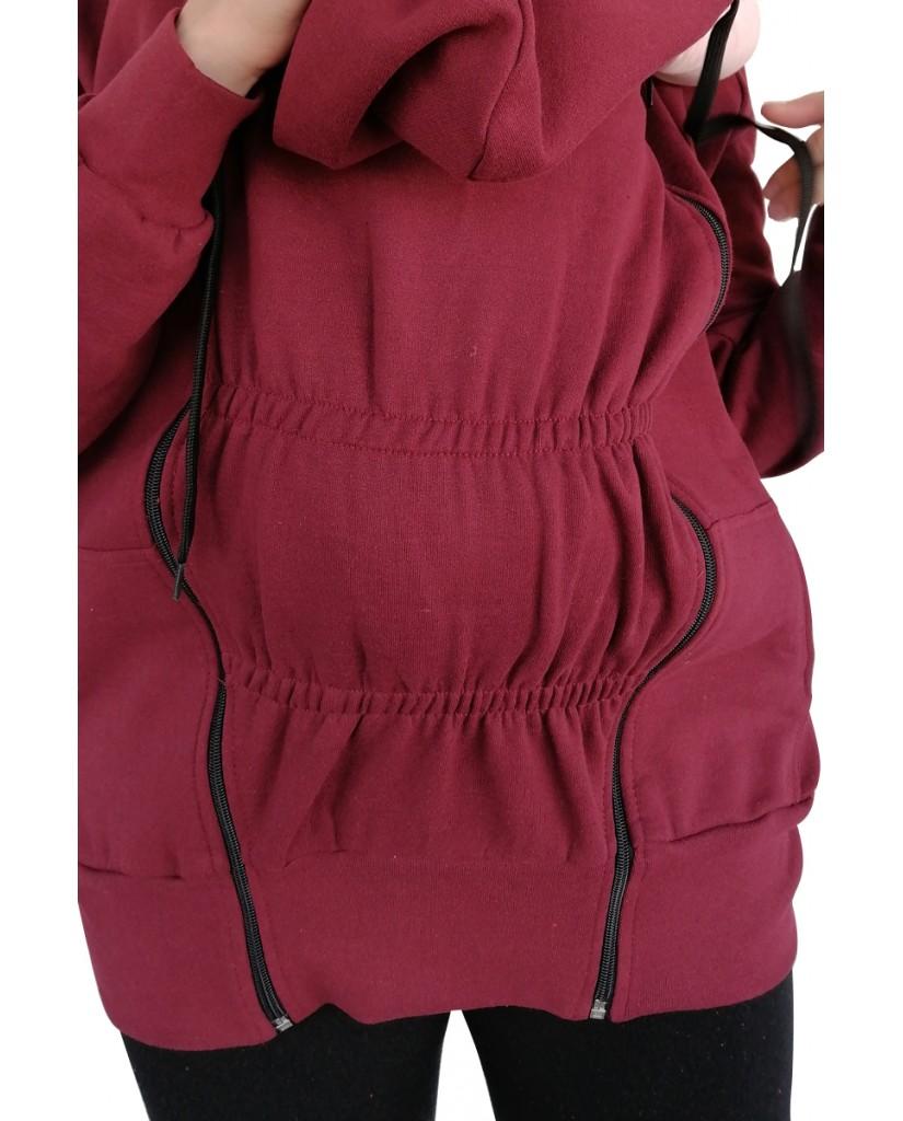 Babywearing hoodie 3in1 - 0001pb