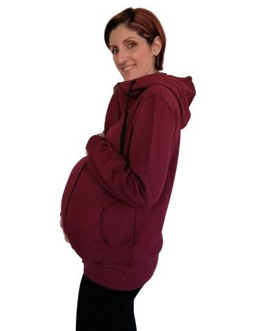 Φούτερ Ζακέτα 2in1 εγκυμοσύνης - 0001pr