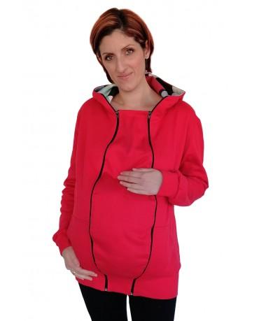 Pregnancy hoodie 2in1 - 0001pr