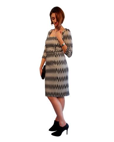 Pencil (nursing) dress 848