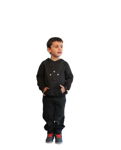 Σετ Φούτερ μπλούζες για μαμά και παιδί F02