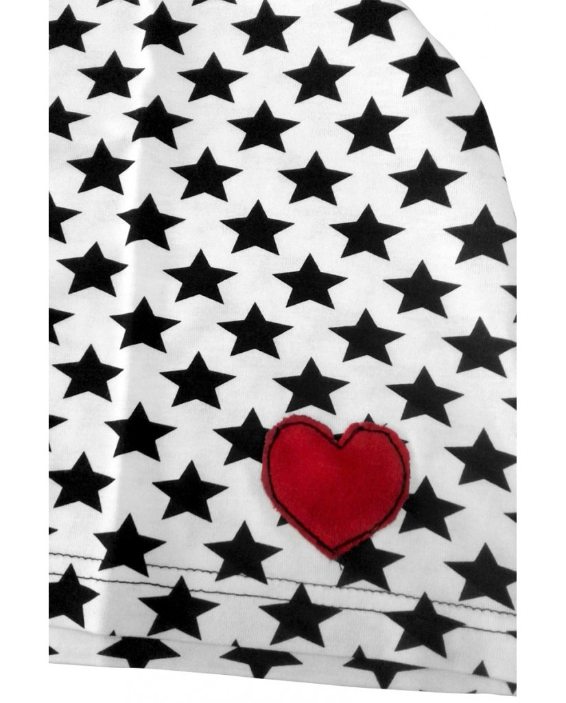 Mother-baby star shirt F08