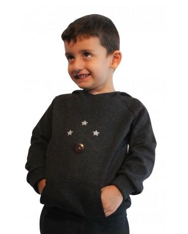 Kids' unisex hoodie A11