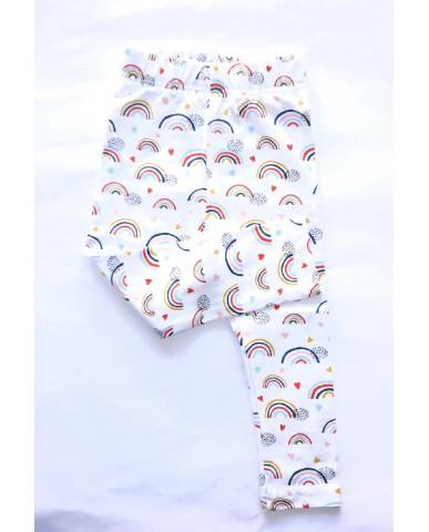 """Βρεφικό κολάν  """"Rainbow"""" - B90"""
